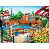 Travel Diary: Amsterdam - 550pc Jigsaw Puzzle by Masterpieces