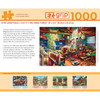 Attic Treasures - 1000pc Large Format Jigsaw Puzzle by Masterpieces