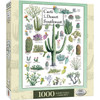 Cacti of the Desert Southwest - 1000pc Jigsaw Puzzle by Masterpieces