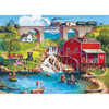 Bob Pettes: Labor Day 1909 - 500pc Large Format Jigsaw Puzzle by Masterpieces