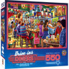 Duffy's Sports & Suds - 550pc Jigsaw Puzzle by Masterpieces