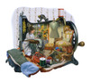 Sewing Memories - 1000pc Shaped Jigsaw Puzzle By Sunsout