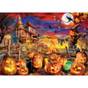 All Hallow's Eve - 500pc Glow-in-the-Dark Puzzle by Masterpieces