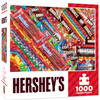 Hershey: Hershey's Sweet Tooth Fix - 1000pc Jigsaw Puzzle by Masterpieces
