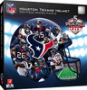 Houston Texans - 500pc Shaped Jigsaw Puzzle by Masterpieces
