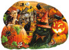 Strolling in the Moonlight - 1000pc Shaped Jigsaw Puzzle By Sunsout