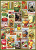 Seed Catalog: Smithsonian, Vegetables - 1000pc Jigsaw Puzzle by Eurographics