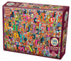 Shelley's ABC - 2000pc Jigsaw Puzzle By Cobble Hill
