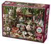 Mad Hatter's Tea Party - 2000pc Jigsaw Puzzle By Cobble Hill
