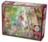 Unicorn and Friends - 2000pc Jigsaw Puzzle By Cobble Hill