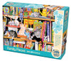 Storytime Kittens - 350pc Family Jigsaw Puzzle By Cobble Hill