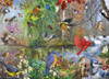 Birds of the Season - 1000pc Jigsaw Puzzle By Cobble Hill