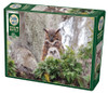 Great Horned Owl - 1000pc Jigsaw Puzzle By Cobble Hill