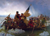 Washington Crossing the Delaware / Emanuel Leutze - 1000pc Jigsaw Puzzle by Eurographics