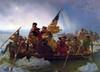Washington Crossing the Delaware / Emanuel Leutze - 1000pc Jigsaw Puzzle by Eurographics