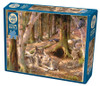 The Ties That Bind - 500pc Jigsaw Puzzle By Cobble Hill