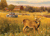 Deer Field - 500pc Jigsaw Puzzle By Cobble Hill