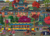Trolley Station - 500pc Jigsaw Puzzle By Cobble Hill