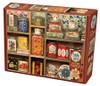 Tea Caddies - 275pc Easy Handling Jigsaw Puzzle By Cobble Hill