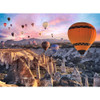 Balloons over Cappadocia - 3000pc Jigsaw Puzzle By Trefl