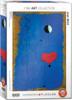 Joan Miro: Dancer II - 1000pc Jigsaw Puzzle by Eurographics