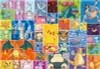Pokemon: Pokemon Squares - 2000pc Jigsaw Puzzle by Buffalo Games