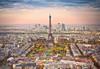 Cityscape of Paris - 1500pc Jigsaw Puzzle By Castorland