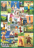 Golf Around the World - 1000pc Jigsaw Puzzle by Eurographics