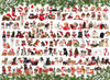 Holiday Dogs - 1000pc Jigsaw Puzzle by Eurographics