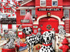 Dalmatian Station - 1000pc Jigsaw Puzzle By Sunsout