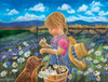 Country Girl - 300pc Large Format Jigsaw Puzzle By Sunsout