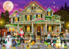 Happy Holidays - 1000pc Jigsaw Puzzle by Vermont Christmas Company