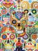 Sugar Skulls - 550pc Jigsaw Puzzle by Vermont Christmas Company