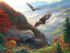 Great Smoky Mountain Railroad - 500pc Jigsaw Puzzle By Sunsout