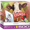Cosmoo - 500pc Large Format Jigsaw Puzzle by Eurographics