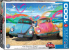 VW Beetle Love - 1000pc Jigsaw Puzzle by Eurographics