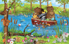 Going Fishing - 100pc Jigsaw Puzzle By Sunsout