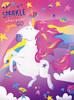 Fantastic Animals: Unicorn - 500pc Jigsaw Puzzle by Clementoni