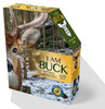 I AM BUCK - 550pc Shaped Jigsaw Puzzle by Madd Capp