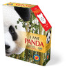 I AM PANDA - 550pc Shaped Jigsaw Puzzle by Madd Capp
