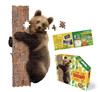 I AM LIL BEAR - 100pc Shaped Jigsaw Puzzle by Madd Capp