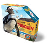I AM LIL PENGUIN - 100pc Shaped Jigsaw Puzzle by Madd Capp