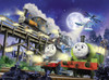 Thomas & Friends - 60pc Floor Glow-in-the-Dark Jigsaw Puzzle By Ravensburger