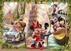 Vacation Mickey & Minnie - 1000pc Jigsaw Puzzle By Ravensburger