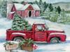 Santa's Truck - 500pc Jigsaw Puzzle by Lang
