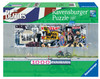 Anthology Wall - 1000pc Panoramic Jigsaw Puzzle By Ravensburger