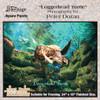 Loggerhead Turtle / Doran  - 550pc Jigsaw Puzzle by Heritage Puzzle