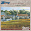 Southport Harbor / Mangum - 550pc Jigsaw Puzzle by Heritage Puzzle