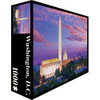 Washington, D.C. - 1000pc Jigsaw Puzzle by Pigment & Hue