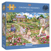 Childhood Memories - 500pc Jigsaw Puzzle by Gibson